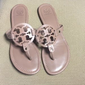 Tory Burch Miller Sandals Size 9